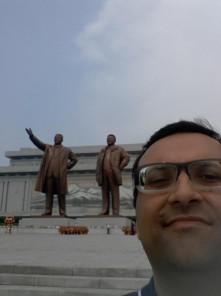 Ammar selfie
